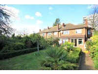 Double room in terraced house in Shooters Hill. Rent includes bills.