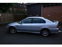Honda Accord 1.8 vtec 2002 low mileage 69k only