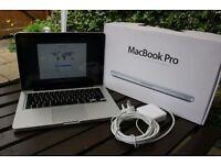 "Apple MacBook Pro 13.3"" Mid-2012 Laptop 2.5GHz i5 4GB RAM 750GB HDD HD4000"