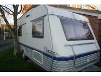 Caravan 5 Berth TEC Travel King