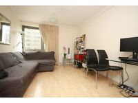 A spacious, modern 1 bed flat located close to zone 2 station & shops