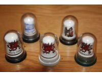 REDUCED PRICE THIMBLES OF WALES IN BONE CHINA