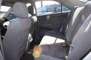 2004 Toyota Camry Sedan Five Dock Canada Bay Area Preview