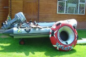 Zodiac Inflatable Boat Classic Mk1 Bargain £3450 or best offer