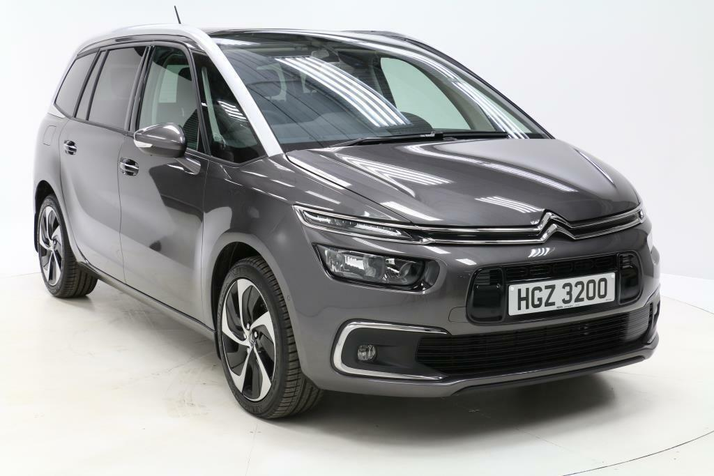 citroen c4 picasso grand bluehdi flair s s eat6 grey 2017 09 25 in county antrim gumtree. Black Bedroom Furniture Sets. Home Design Ideas