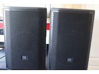 JBL PRX812 1500watts RMS Full range speaker/Monitor (Pair)
