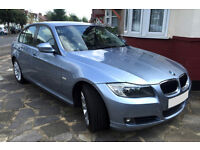 BMW - 318d - saloon - 09REG, Blue, 113000miles - 2 owners