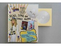 Hannah Montana the movie read, sing and dance along book