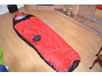 Sleeping bag / code 9 /