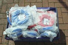 43 X 2.5m washing machine hoses