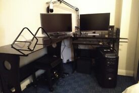 PC Gaming Desk