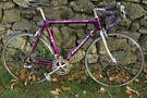 Peugeot Professionnel Carbon 1200 Road Bicycle. 54,5cm, 14gears,700c Mavic wheels, Campagnolo Brakes