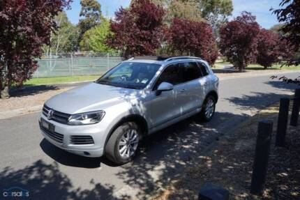2012 Volkswagen Touareg - Needs to be seen to be believed! Burwood East Whitehorse Area Preview