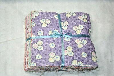 99 6 Inch Squares Assorted 1930's Fabrics - 100% Cotton Fabrics