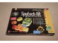 Spytech Kit - Make Secret Spy Circuits