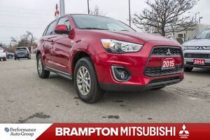 2015 Mitsubishi RVR SE|HEATED SEATS|BLUETOOTH|CRUISE CONTROL|ALL