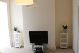 Three bed house available with dinning room and private garden