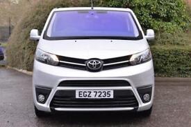 Toyota Proace Verso D-4D L1 SHUTTLE (silver) 2017-01-31