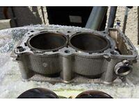 yamaha tdm 850 mark 2 cylinder head and pistons