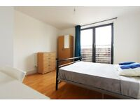 ++*Luxury Room! Great Location All Bills inc.20 MIN to CENTRAL LONDON-- WEEKLY CLEANER+WIFI