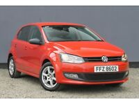 2011 Volkswagen Polo 1.2 Moda 5dr | Petrol | Manual | Premium Paint | New Tyres | MOT to March 2019