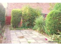 Garden flat one double bedroom flat, situated close to transport, parks & local shops.
