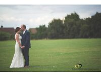 Wedding Photographer - Packages from £499 - Half Day & £699 - Full Day