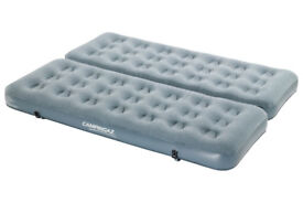 Campingaz Convertible Quickbed Air Bed - Can be a Double or 2 Singles