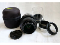 Lensbaby Composer Pro with Sweet 35 for Canon