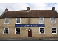 The Queens Head, Needingworth is looking for a Commis Chef to join our team in a busy village pub.