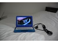 HP Blue Laptop for sale