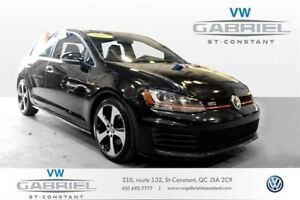 2015 Volkswagen GTI AUTOBAHN CUIR, CAMERA RECUL, TOIT OUVRANT, C