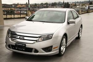 2010 Ford Fusion Sport 3.5L V6 All Wheel Drive