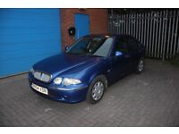 Rover 45 with new mot