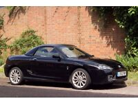 MG TF 1.6 Sunstorm SE 2dr Convertible Black Limited Edition Only 500 Made