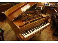 John Brinsmead baby grand piano - Lovely condition - Tuned & UK delivery available