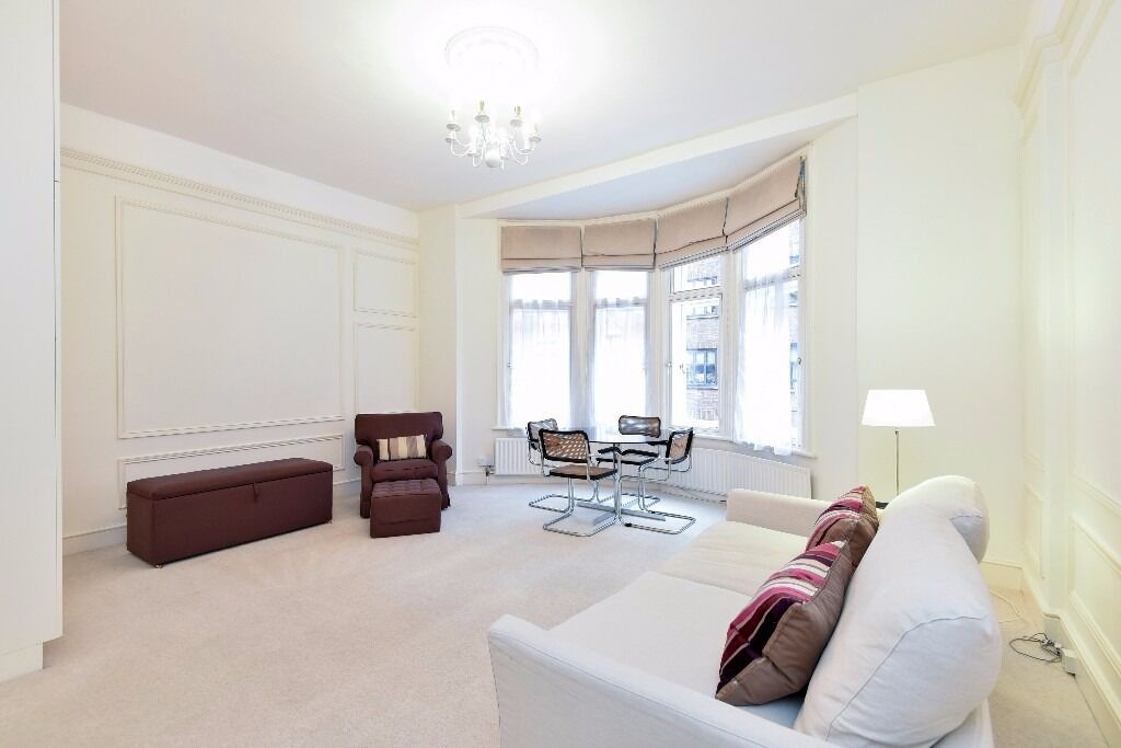 Studio flat next to Harrods, SW3
