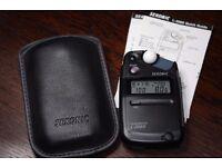 Sekonic L-308S Flashmate Digital Incident Reflected Flash Light Meter (Canon, Nikon etc)