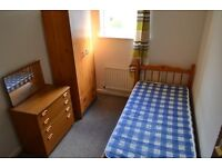 Double & Single Rooms to Let in Shared House