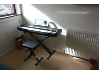 Piano Keyboard Yamaha