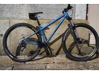 2016 GENESIS High Latitude Mountain Bike Small, 29er