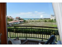 Spacious sea view apartment for holiday rental in 5 Star Emerald Beach & Spa Resort, Bulgaria