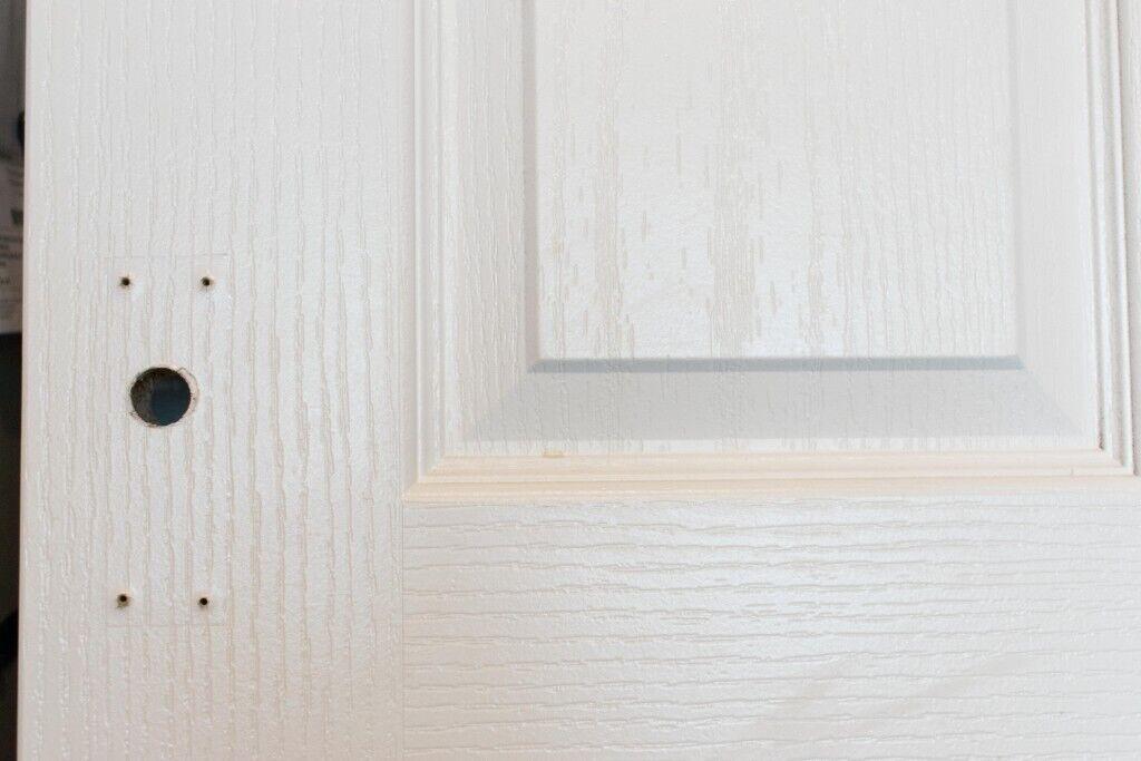 Solid Wood Interior Door - 4 Panel (3 available)   in Durham, County Durham    Gumtree