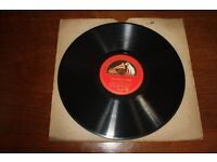 HMV 78 RPM Record - The Song Of Songs & Ah! Sweet Mystery Of Life
