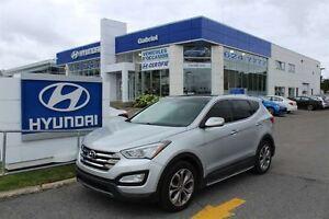 2013 Hyundai Santa Fe LIMITED, UN PROPRIÉTAIRE