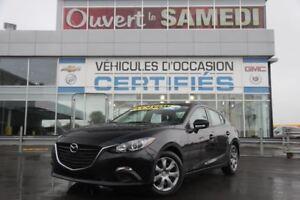 2014 Mazda 3 SPORT GX-SKY CLIMATISATION, AUTOMATIQUE