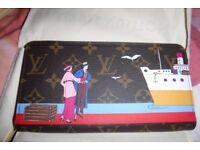 100% Authentic Louis Vuitton Zippy Purse - Fab Retail £ 1000
