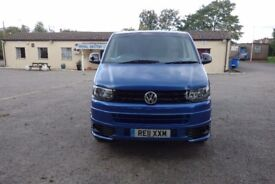 VW TRANSPORTER T28 102 TDI SWB PANEL VAN WITH AIR CON