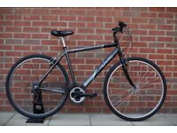 Apollo Hybrid bicycle perfect for commute