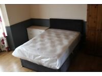 Large double room for a couple bills included